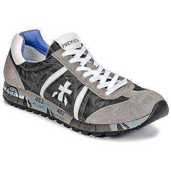 Sneaker Low Premiata White LUCY