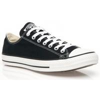 Schuhe Herren Sneaker Low Converse M9166 Schwarz