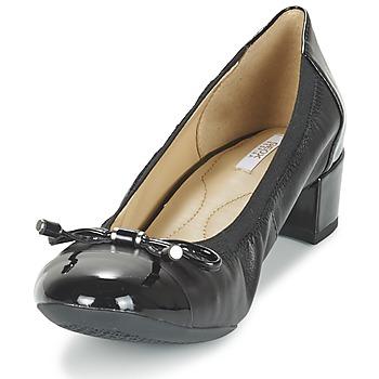 Geox CAREY A Schwarz - Schuhe Pumps Damen 9820