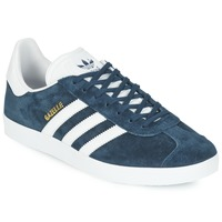 Schuhe Sneaker Low adidas Originals GAZELLE Marine