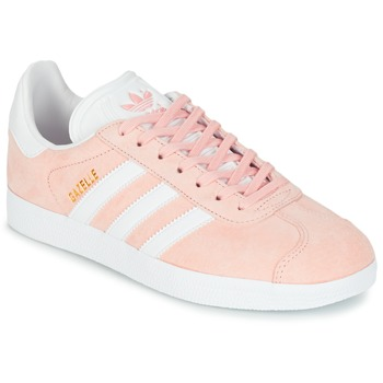 Schuhe Damen Sneaker Low adidas Originals GAZELLE Rose