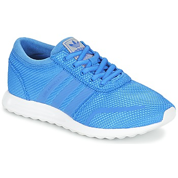 Schuhe Jungen Sneaker Low adidas Originals LOS ANGELES J Blau