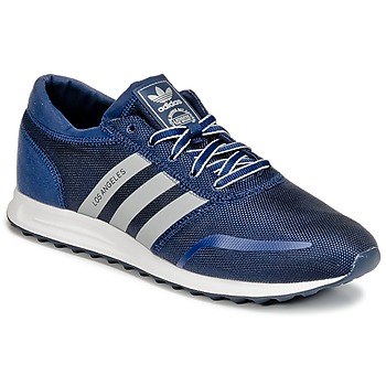 Schuhe Herren Sneaker Low adidas Originals LOS ANGELES Marine