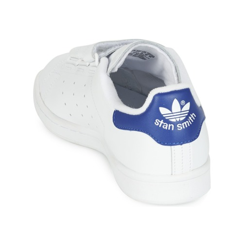 adidas Originals STAN SMITH CF Weiss / Blau  Schuhe Sneaker Low  94,99
