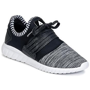 Schuhe Sneaker Low Asfvlt AREA Schwarz / Grau