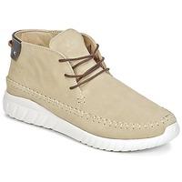 Schuhe Herren Sneaker High Asfvlt YUMA Beige