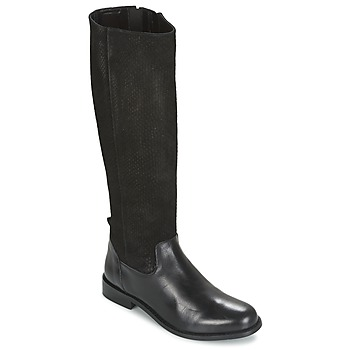 Schuhe Damen Klassische Stiefel Mellow Yellow ARADE Schwarz