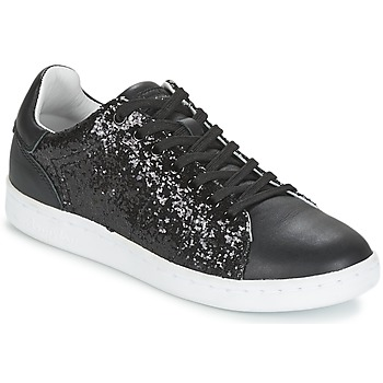 Schuhe Damen Sneaker Low Mellow Yellow AVALON Schwarz