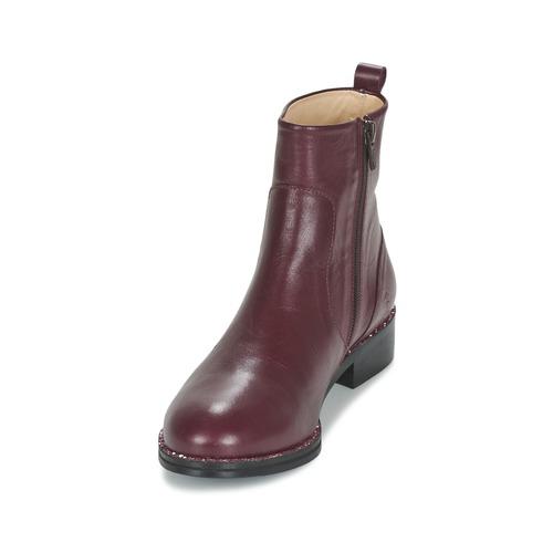 Mellow Yellow Boots ARIAGE Bordeaux  Schuhe Boots Yellow Damen 111,30 7fb1d3