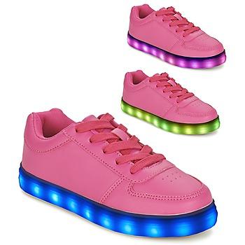 Schuhe Mädchen Sneaker Low BEPPI ELEL Rose