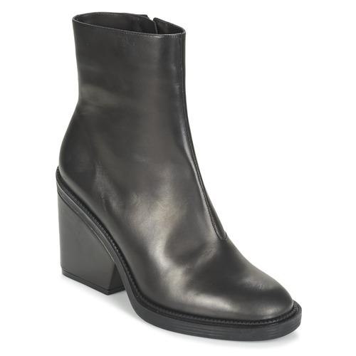 Robert Clergerie Boots BABE Schwarz  Schuhe Low Boots Clergerie Damen 391,20 82a4e0