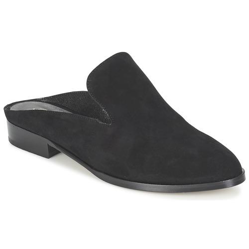 Robert Clergerie ALICEL Schwarz  Schuhe Pantoletten / Clogs Damen 279,20