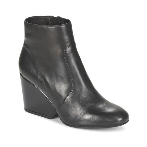 Robert Clergerie TOOTS Schwarz  Schuhe Low Boots Damen 415,20