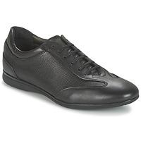 Schuhe Herren Sneaker Low Heyraud DAO Schwarz