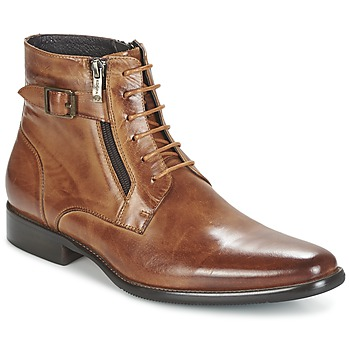 Schuhe Herren Boots Kdopa BAUDRY Braun