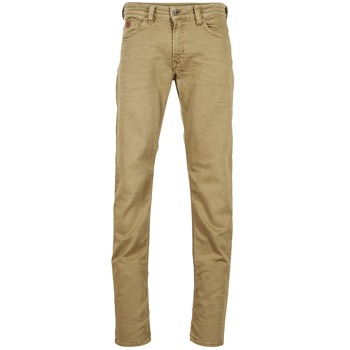Kleidung Herren Straight Leg Jeans Kaporal BROZ Camel