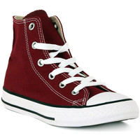 Schuhe Herren Sneaker Low Converse ALL STAR HI MAROON Marrone