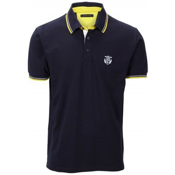Kleidung Herren T-Shirts & Poloshirts Selected Polo  Season blau