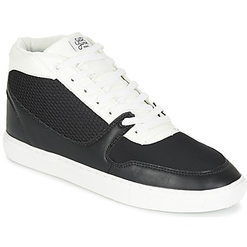 Schuhe Herren Sneaker High Sixth June NATION WIRE Schwarz / Weiss