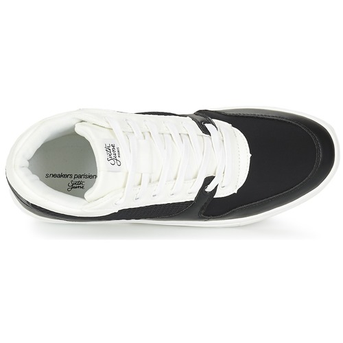 Sixth June NATION WIRE Schwarz Sneaker / Weiss  Schuhe Sneaker Schwarz High Herren 79,92 f8c60e