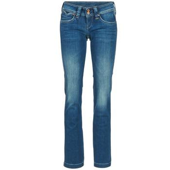 Kleidung Damen Straight Leg Jeans Pepe jeans BANJI