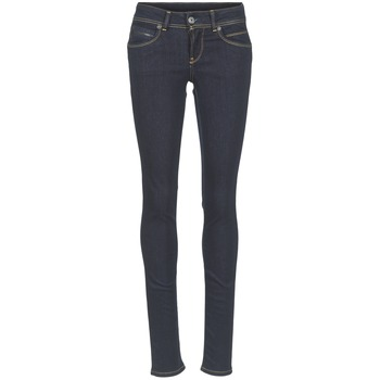 Kleidung Damen Slim Fit Jeans Pepe jeans NEW BROOKE M15 / Blau