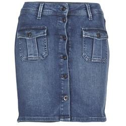 Kleidung Damen Röcke Pepe jeans SCARLETT Blau