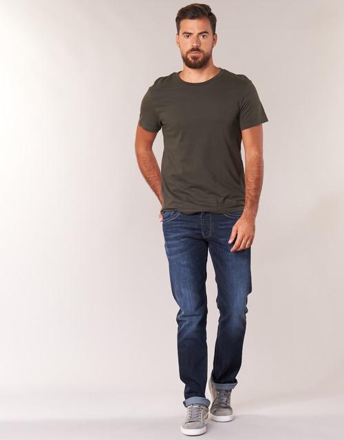 Kleidung Herren Straight Leg Jeans Pepe jeans CASH Blau