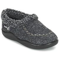 Schuhe Jungen Hausschuhe KAMIK COZYCABIN2 Grau