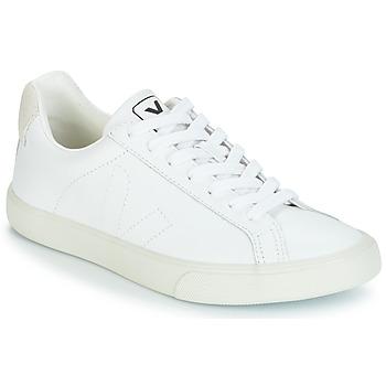 Schuhe Sneaker Low Veja ESPLAR LT Weiss