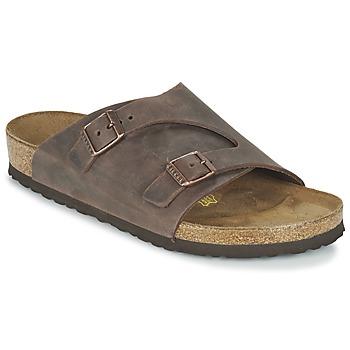 Schuhe Pantoffel Birkenstock ZURICH Braun
