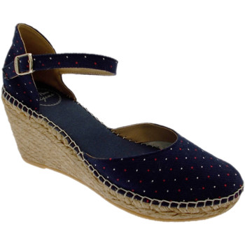 Schuhe Damen Sandalen / Sandaletten Toni Pons TOPDELTAbl blu