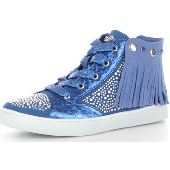 Schuhe Kinder Sneaker Low Lulu LuLù Frangetta Sneaker Kind Royal/Azzurro Royal/Azzurro