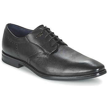 Schuhe Herren Derby-Schuhe Daniel Hechter CHAFFA Schwarz