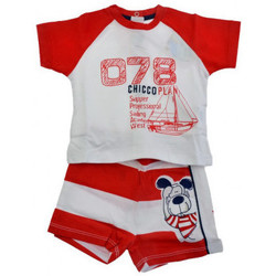 Kleidung Kinder Kleider & Outfits Chicco Komplette Treasury saeugling Weiss