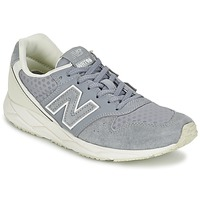Schuhe Damen Sneaker Low New Balance WRT96 Grau