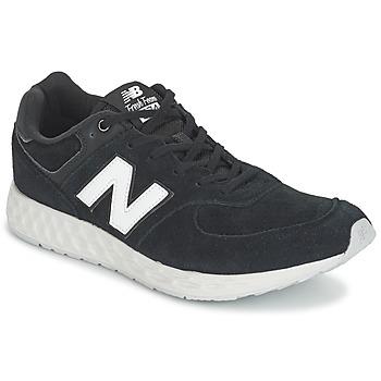Schuhe Sneaker Low New Balance MFL574 Schwarz / Grau
