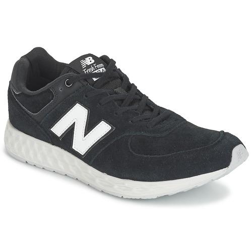 New Balance MFL574 MFL574 MFL574 Schwarz / Grau  Schuhe Sneaker Low 029a90