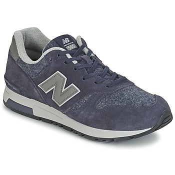Schuhe Sneaker Low New Balance ML565 Marine