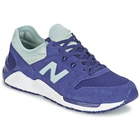 Schuhe Herren Sneaker Low New Balance ML009 Blau