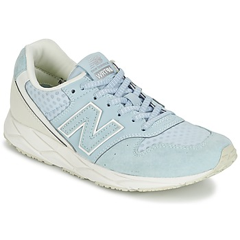 Schuhe Damen Sneaker Low New Balance WRT96 Blau
