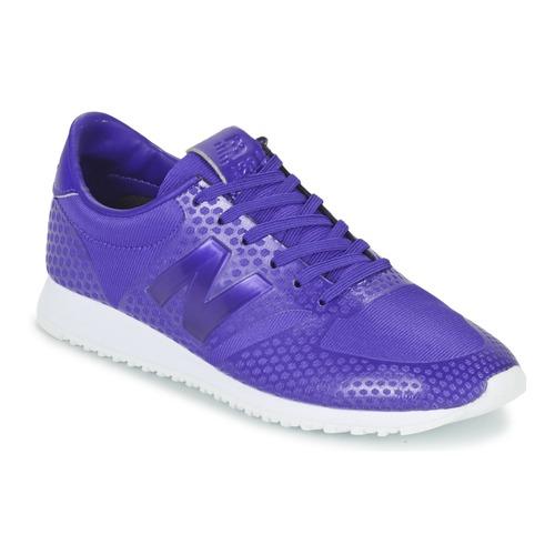 New Balance WL420 Violett Schuhe Sneaker Low Damen 50