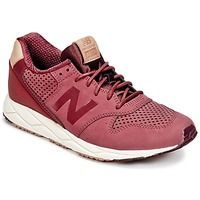 Schuhe Damen Sneaker Low New Balance WRT96 Rot