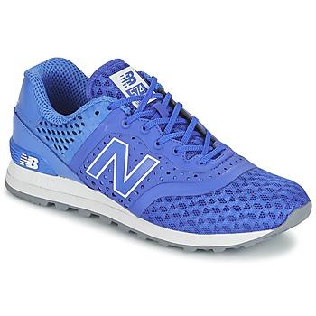 Schuhe Herren Sneaker Low New Balance MTL574 Blau
