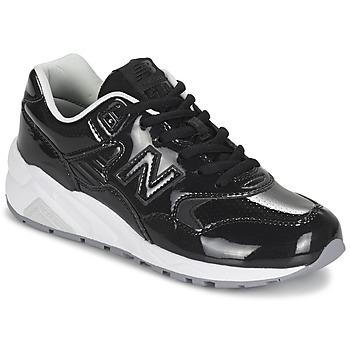 Schuhe Damen Sneaker Low New Balance WRT580 Schwarz