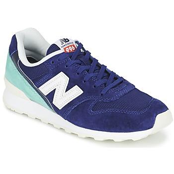 Schuhe Damen Sneaker Low New Balance WR996 Marine