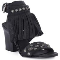 Schuhe Damen Sandalen / Sandaletten Juice Shoes SANDALO PAMPLONA Nero