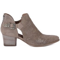 Schuhe Damen Ankle Boots Juice Shoes TRONCHETTO PAMPLONA Marrone