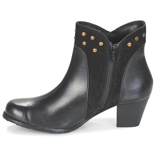 Hush puppies KRIS KORINA Damen Schwarz  Schuhe Low Boots Damen KORINA 79,19 f0cf12