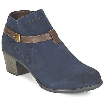 Schuhe Damen Low Boots Hush puppies MARIA Marine